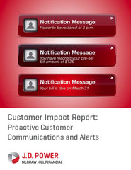 Customer Impact Report: Proactive Customer Communications and Alerts
