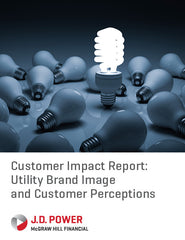 Customer Impact Report: Utility Brand Image and Customer Perceptions