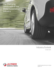 The Changing Landscape of the Global Automotive Industry