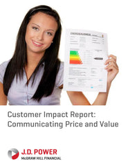 Customer Impact Report: Communicating Price and Value