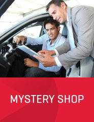 Competitive Sales Mystery Shop Study