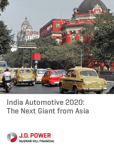 India Automotive 2020: The Next Giant from Asia