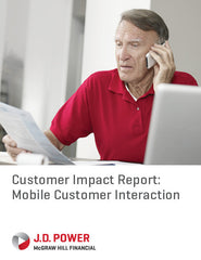 Customer Impact Report: Mobile Customer Interaction