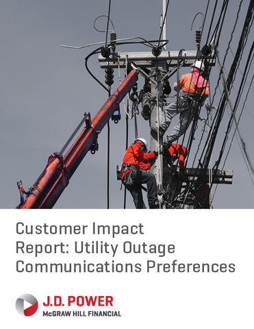 Customer Impact Report: Utility Outage Communications Preferences