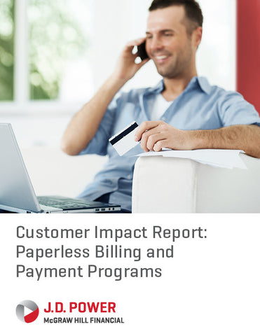 Customer Impact Report: Paperless Billing and Payment Programs