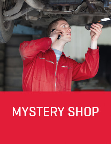 Service Automotive Dealership Mystery Shop