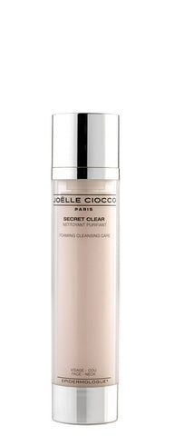 Joëlle Ciocco SECRET CLEAR - Foaming Cleanser - 50ml