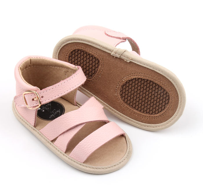 Madison Park Sandals Sugar Berry - Harper & Hedgie