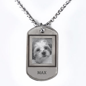 Personalized Pet Dog Tag