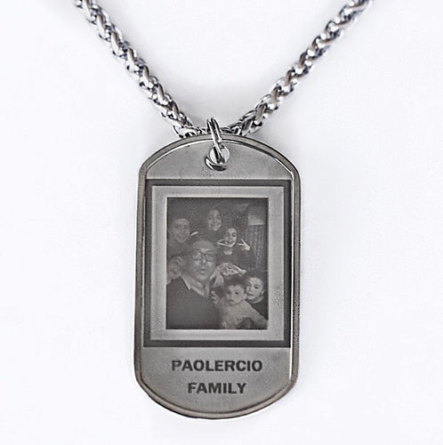 Personalized NPCF Dog Tag