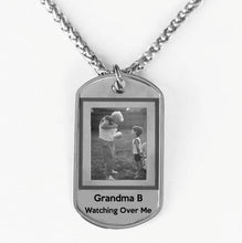 Load image into Gallery viewer, Thomas John Personalized Dog Tag