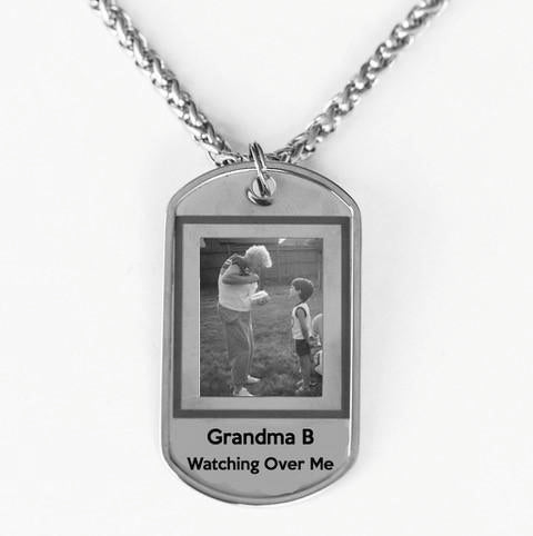 Thomas John Personalized Dog Tag