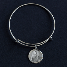 Load image into Gallery viewer, Personalized Friends Charm Bracelet