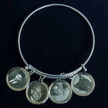 Load image into Gallery viewer, Personalized Memorial Charm Bracelet
