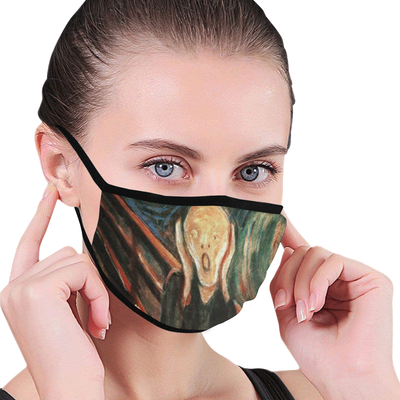 Scream Face Mask