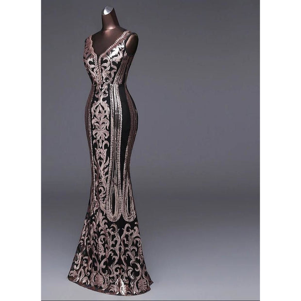 Golden Age Gown