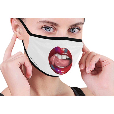 Lip Face Mask