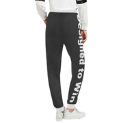 """Designed To Win"" Sweatpants"