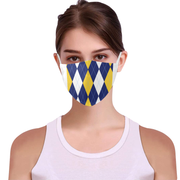 The Golfer Face Mask
