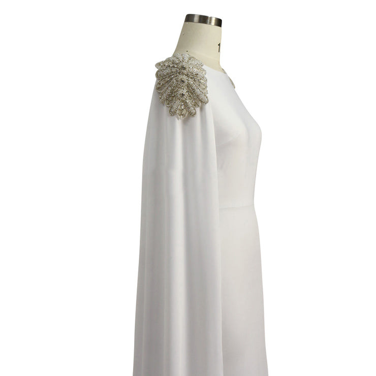 Exquisite Cape Gown