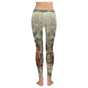 Equestrian Print Leggings