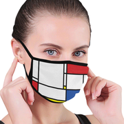 Modernism Face Mask