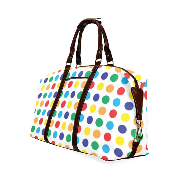 Dots Classic Travel Bag