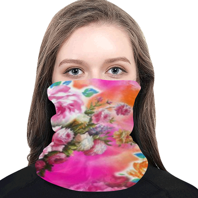 In Full Bloom Face Covering