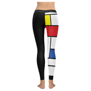 Modernism Low Rise Legging
