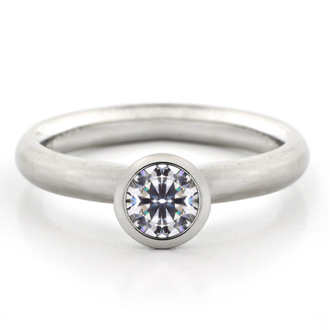 The Classic Anne Engagement Ring