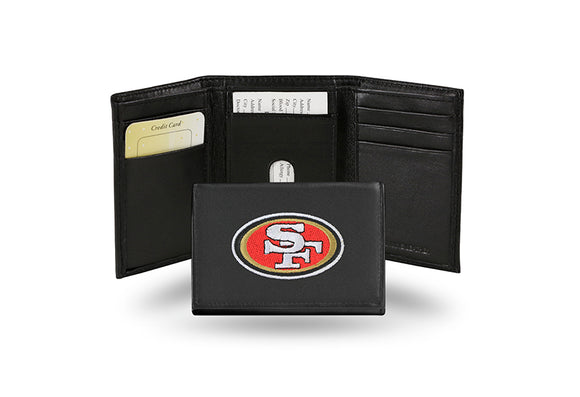 SAN FRANCISCO 49ERS TRI-FOLD WALLET