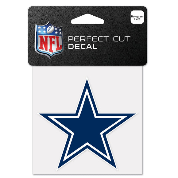 DALLAS COWBOYS PERFECT CUT 4