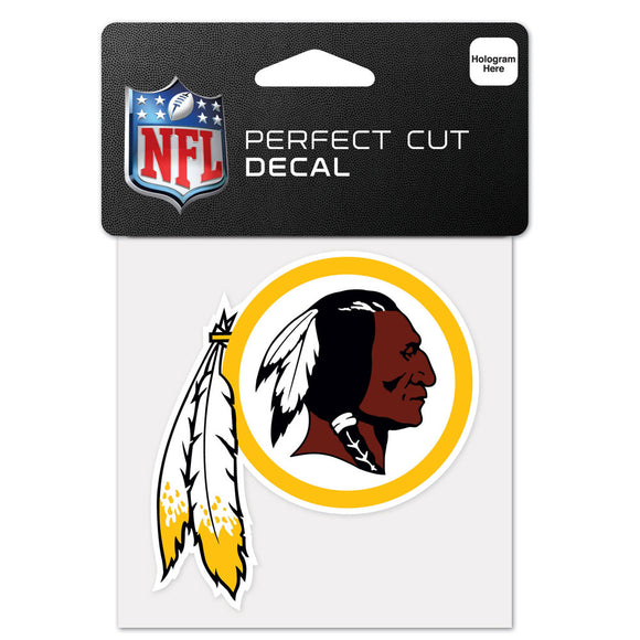 WASHINGTON REDSKINS PERFECT CUT 4