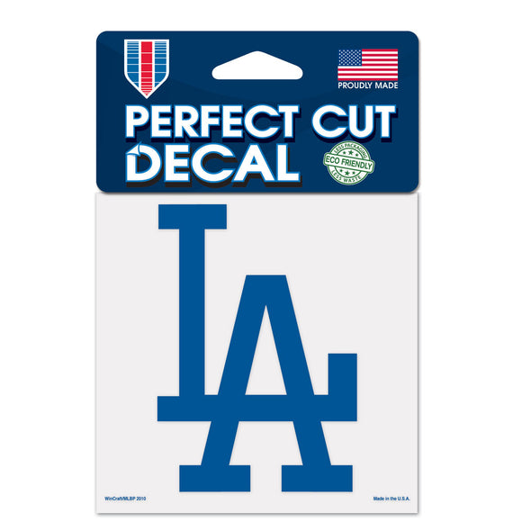 LOS ANGELES DODGERS PERFECT CUT 4