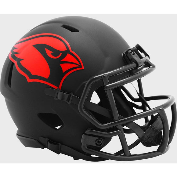ARIZONA CARDINALS ECLIPSE MINI SPEED HELMET
