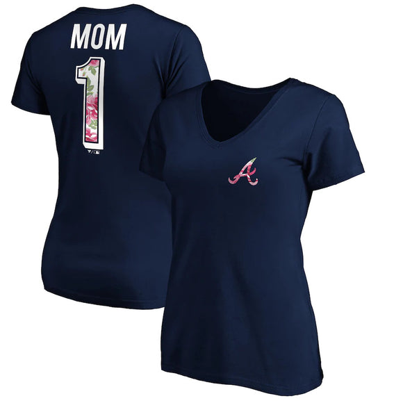 ATLANTA BRAVES WOMEN'S MOTHERS DAY T-SHIRT