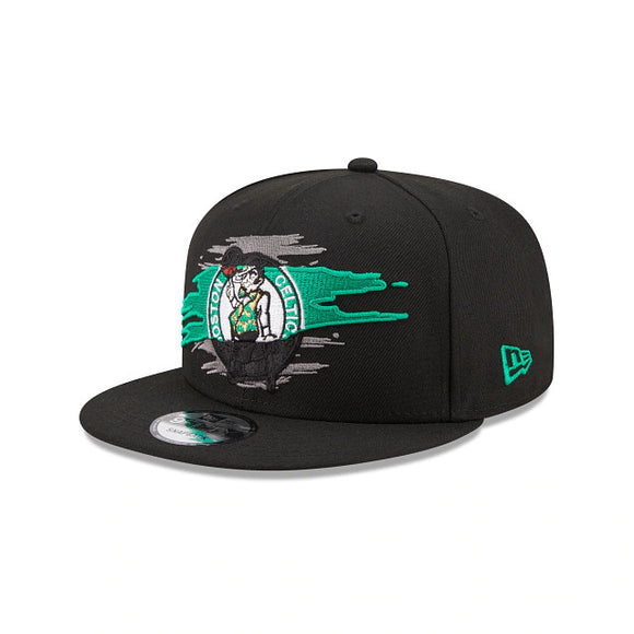 BOSTON CELTICS LOGO TEAR 9FIFTY SNAPBACK