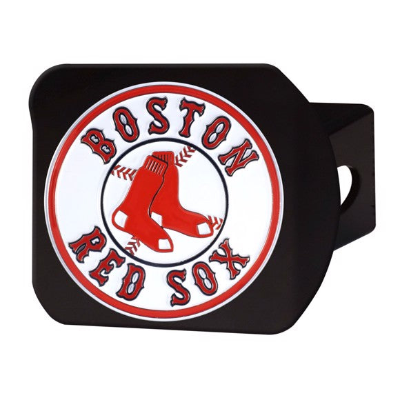 BOSTON RED SOX BLACK LOGO HITCH
