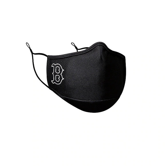 BOSTON RED SOX LOGO OUTLINE FACE MASK