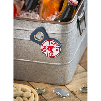 BOSTON RED SOX MAGNET BOTTLE OPENER