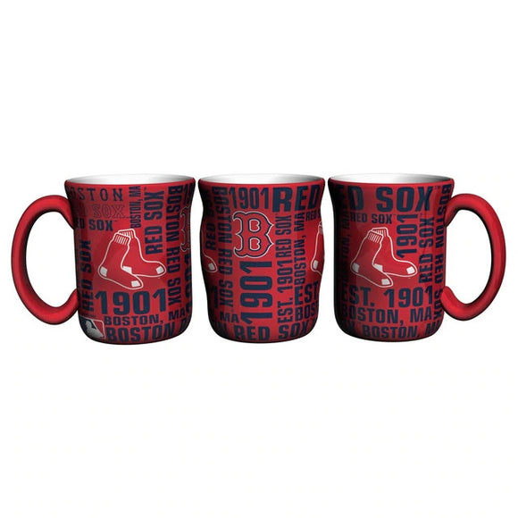 BOSTON RED SOX SPIRIT MUG