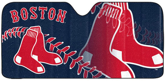BOSTON RED SOX SUN SHADE VISOR