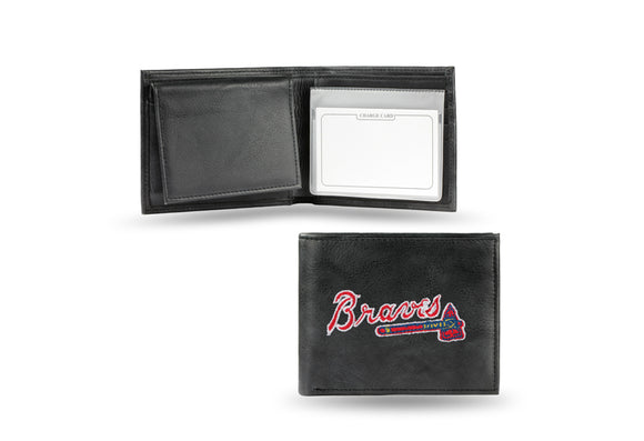 ATLANTA BRAVES TRI-FOLD WALLET