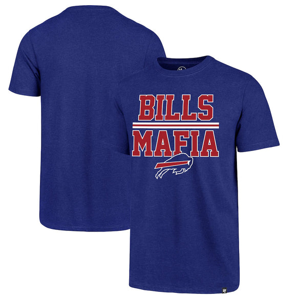BUFFALO BILLS MEN'S MAFIA REGIONAL CLUB TEE
