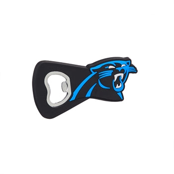 CAROLINA PANTHERS MAGNET BOTTLE OPENER