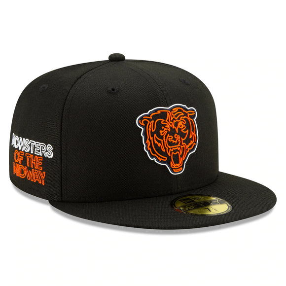 CHICAGO BEARS 2020 DRAFT DAY 59FIFTY FITTED