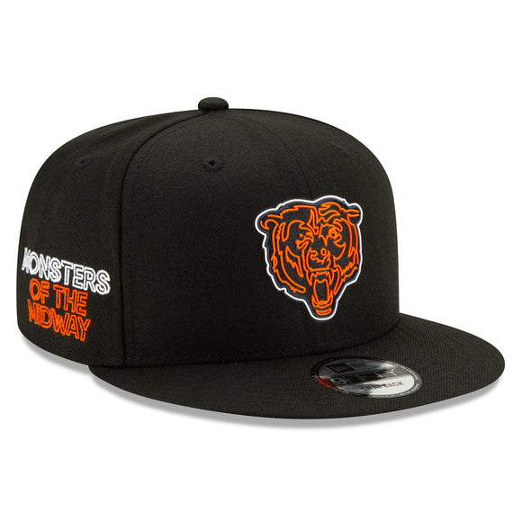 CHICAGO BEARS 2020 DRAFT DAY 9FIFTY SNAPBACK