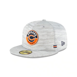 CHICAGO BEARS 2020 SIDELINE 59FIFTY FITTED