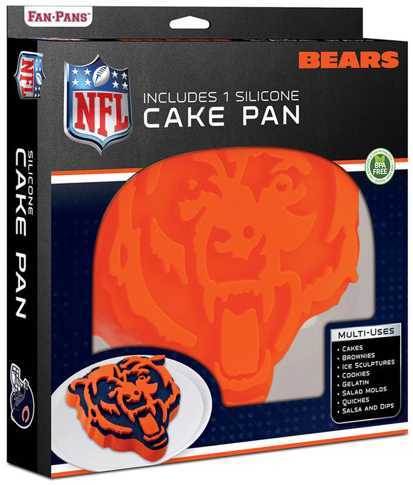 CHICAGO BEARS CAKE PAN