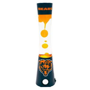CHICAGO BEARS MAGMA LAMP SPEAKER